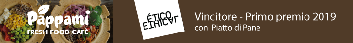 pappami vincitore premio etico ethical food 2019